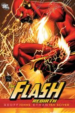 Couverture The Flash Rebirth