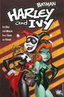 Couverture Harley and Ivy