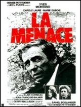 Affiche La Menace