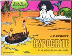 Couverture Hypocrite et le monstre du Loch Ness - Hypocrite, tome 1