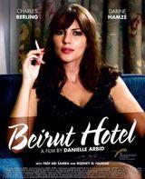 Affiche Beyrouth hôtel