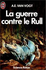 Couverture La Guerre contre le Rull