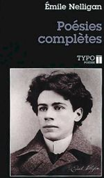 Couverture Poésies Complètes - Emile Nelligan
