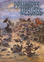 Couverture Pacush blues, premières mesures