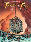 Couverture Les Maléfices de la thaumaturge - Trolls de Troy, tome 5