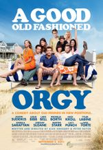 Affiche A Good Old-Fashioned Orgy