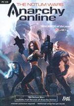 Jaquette Anarchy Online : Notum Wars