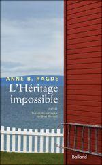 Couverture L'Héritage impossible - La Trilogie des Neshov, tome 3