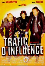 Affiche Trafic d'influence