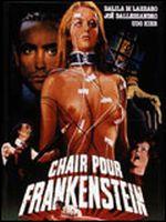 Affiche Chair pour Frankenstein