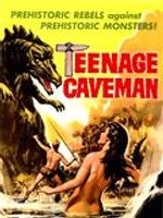 Affiche Teenage Caveman
