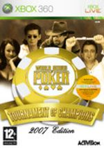 Jaquette World Series of Poker : Tournament of Champions