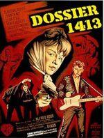 Affiche Dossier 1413