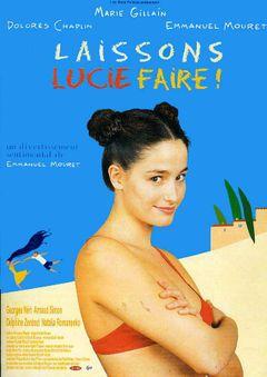 Affiche Laissons Lucie faire !