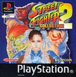 Jaquette Street Fighter Collection 2