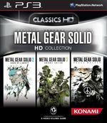 Jaquette Metal Gear Solid HD Collection