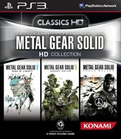 Jaquette Metal Gear Solid : HD Collection