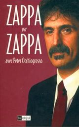 Couverture Zappa par Zappa