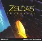 Jaquette Zelda's Adventure