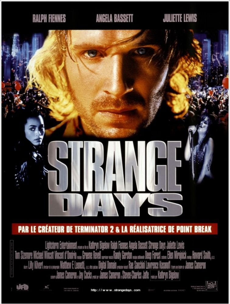 Strange Days Film 1995 Senscritique