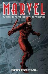 Couverture Daredevil - Marvel : Les Grandes Sagas, tome 8
