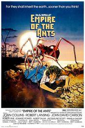 Affiche L'Empire des fourmis géantes