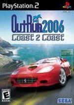 Jaquette OutRun 2006 Coast 2 Coast