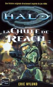 Couverture La Chute de Reach - Halo, tome 1
