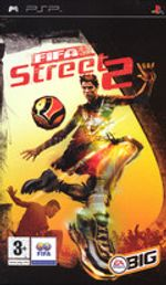 Jaquette FIFA Street 2