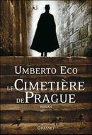 Couverture Le Cimetière de Prague