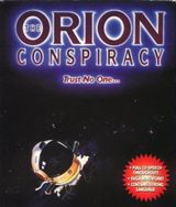 Jaquette The Orion Conspiracy