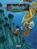 Couverture Les Profondeurs - Donjon Monsters, tome 9