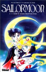 Couverture Sailor Moon