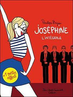 Couverture Joséphine : L'Intégrale
