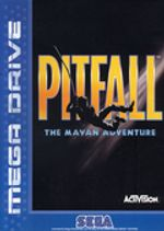 Jaquette Pitfall : The Mayan Adventure