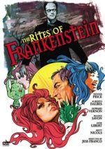 Affiche Les expériences érotiques de Frankenstein
