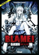 Couverture Blame Gakuen! And So On