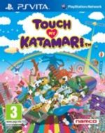 Jaquette Touch my Katamari