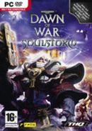 Jaquette Warhammer 40,000 : Dawn of War - Soulstorm