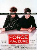 Affiche Force majeure