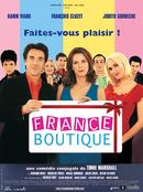 Affiche France Boutique