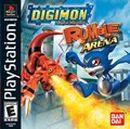 Jaquette Digimon : Rumble Arena