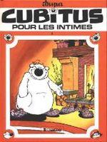 Couverture Cubitus pour les intimes - Cubitus, tome 5