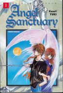 Couverture Angel Sanctuary