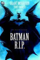 Couverture Batman R.I.P.