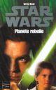 Couverture Star Wars : Planète rebelle