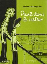 Couverture Paul dans le métro