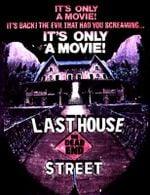 Affiche Last House On Dead End Street