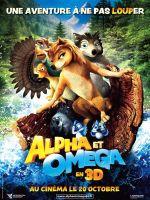 Affiche Alpha et Omega
