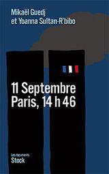 Couverture 11 septembre, Paris, 14h46
